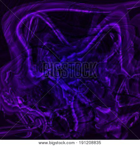 Twirl luminous light purple background. Vector background