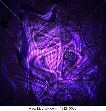 Twirl luminous light purple abstract background. Vector background.