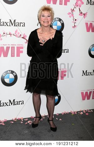 LOS ANGELES - JUN 13:  Dee Wallace at the Women in Film Los Angeles Celebrates the 2017 Crystal and Lucy Awards at the Beverly Hilton Hotel on June 13, 2017 in Beverly Hills, CA