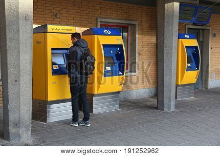 Railway Ticket Machines