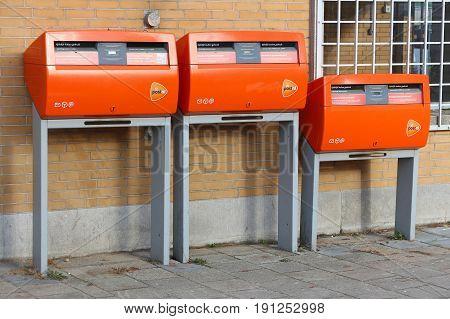 Postnl Netherlands
