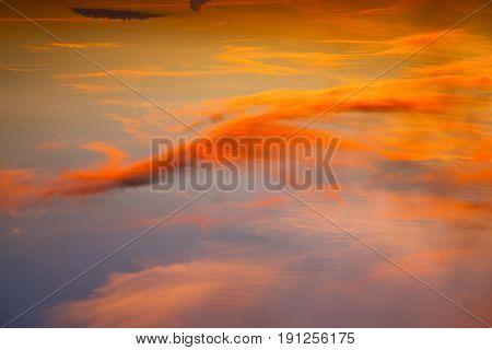 Sunrise Cloud   Sky In Thailand Kho