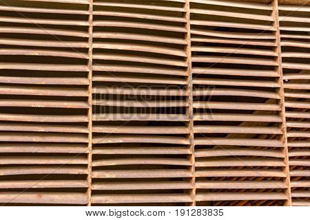 Metal Blinds For Air Ducts