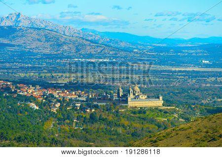 San Lorenzo De El Escorial, Spain