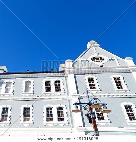 In  South Africa  Cape Town Antique Muslim Quarter