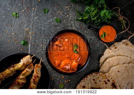Tikka Masala, Butter Chicken Curry