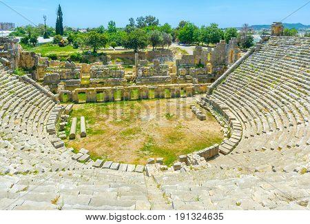 The Lycian Culture