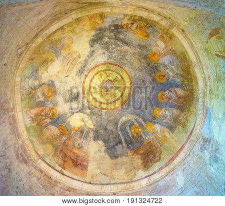 The Round Fresco