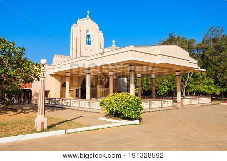 St Anne Church, Sri-lanka