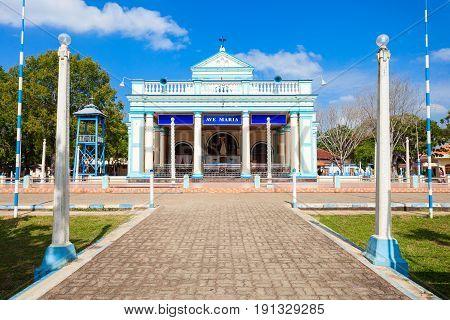 Our Lady Madhu Church