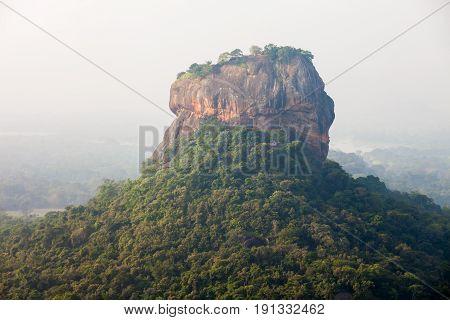 Sigiriya Rock, Sri Lanka