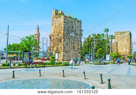 Walk In Antalya