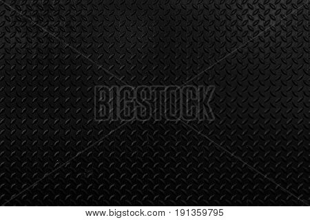 Steel texture background , Black steel background.