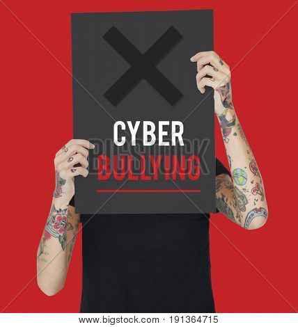 Cyber Bullying Abuse Harassment Trolling