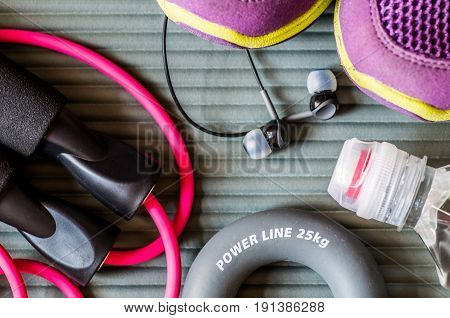 Sports Life Style Concept