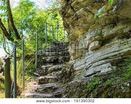 Stairway Pathway