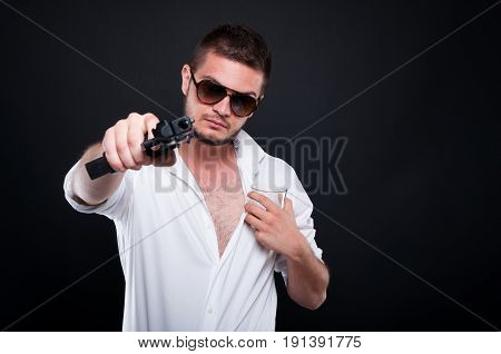 Mafia Member Trying To Kill You