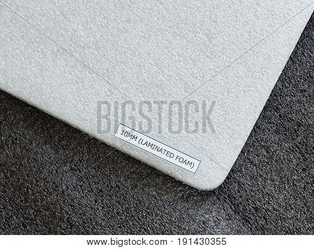 Closed up Shockproof material Polyethelene foam PE