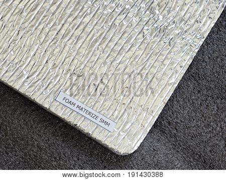 Shockproof material Polyethelene foam PE (Foam Materize)