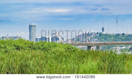 Guayaquil Cityscape