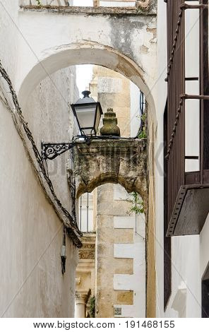 Earthquake Buttress In Arcos