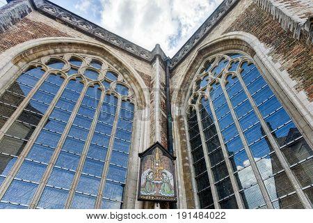 Saint Salvator Cathedral - Bruges, Belgium