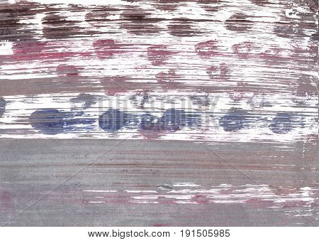 Hand-drawn abstract watercolor. Used colors: White Spanish gray Philippine gray Heliotrope gray Rocket metallic Taupe gray Quick Silver Mountbatten pink Gray