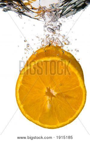 Orange Plunge