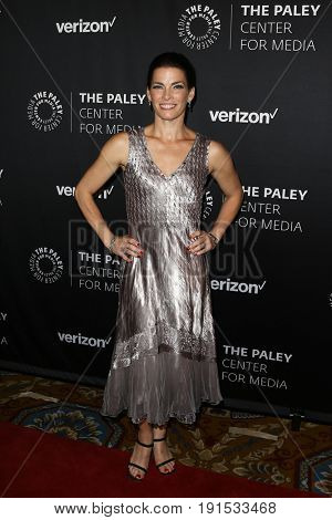 NEW YORK - MAY 17: Nancy Kerrigan attends The Paley Honors: Celebrating Women in Television at Cipriani Wall Street on May 17, 2017 in New York City.