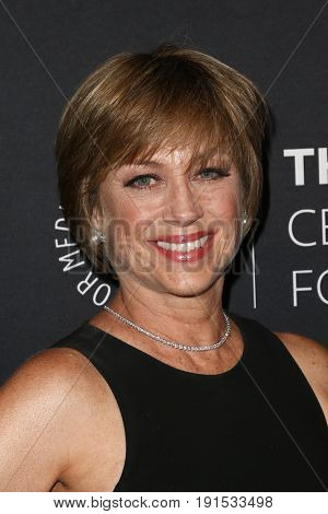 NEW YORK - MAY 17: Dorothy Hamill attends The Paley Honors: Celebrating Women in Television at Cipriani Wall Street on May 17, 2017 in New York City.