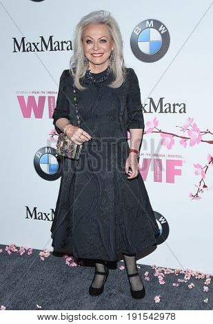 LOS ANGELES - JUN 13:  Jacki Weaver arrives for the Lucy Crystal Awards 2017 on June 13, 2017 in Beverly Hills, CA