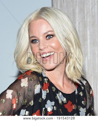 LOS ANGELES - JUN 13:  Elizabeth Banks arrives for the Lucy Crystal Awards 2017 on June 13, 2017 in Beverly Hills, CA