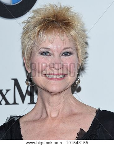 LOS ANGELES - JUN 13:  Dee Wallace arrives for the Lucy Crystal Awards 2017 on June 13, 2017 in Beverly Hills, CA