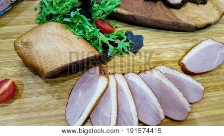 roasted turkey food and Backgrund . .