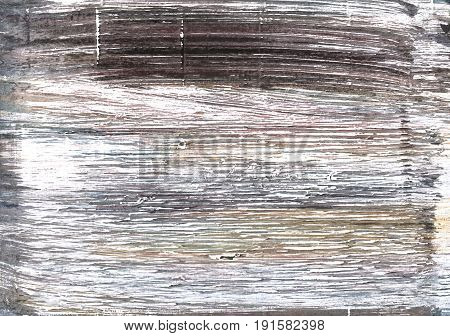 Hand-drawn abstract watercolor background. Used colors: White Gray Sonic silver Spanish gray Philippine gray Granite Gray Snow Nickel Davys grey Bright gray