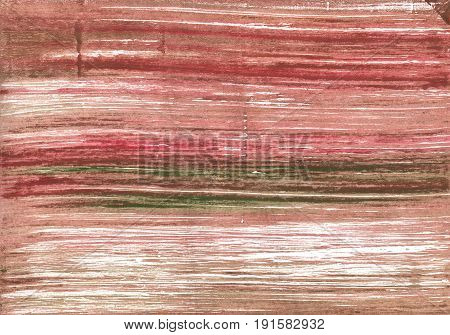 Hand-drawn abstract watercolor background. Used colors: New York pink Antique brass Tumbleweed Pastel pink Light taupe Copper penny Pale taupe Old rose Chestnut