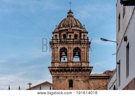 Cusco Cathedral ( Nuestra Sra. de la Asuncion ) Peru