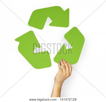 Recycling Conservation Environmental Pollution Sign
