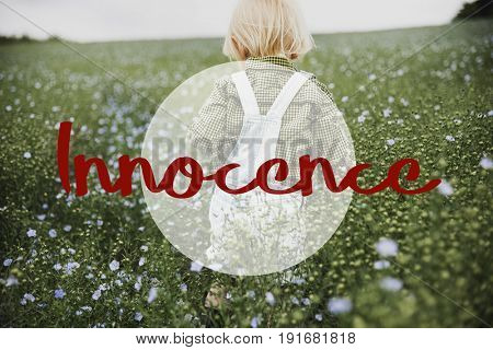 Innocence Adorable Playful Curiosity Pure Word