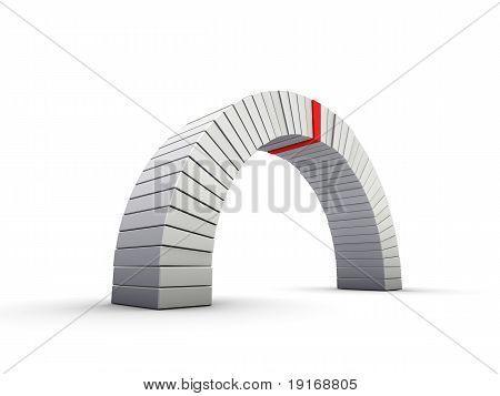 Gray Arch