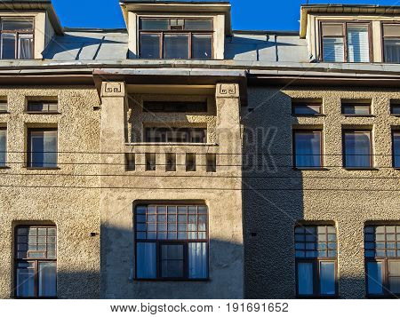 The jewel of the Northern modern in St. Petersburg on Bolshoy prospect of Petrogradskaya side.