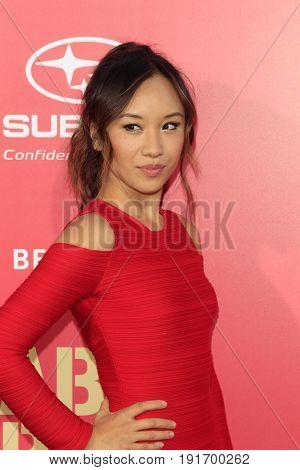 LOS ANGELES - JUN 14:  Ellen Wong at the