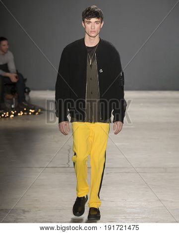 Ovadia And Sons - Men Fall Winter 2017 Collection