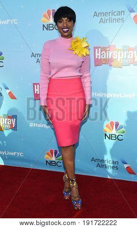 LOS ANGELES - JUN 09:  Jennifer Hudson arrives for the