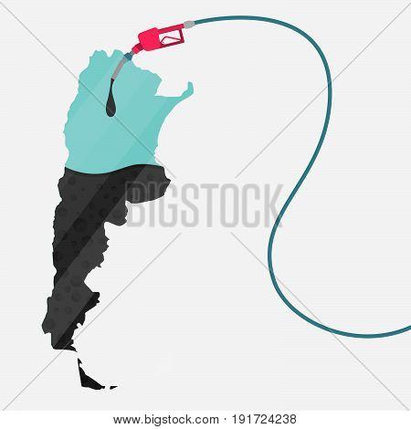 Oil Of Argentina