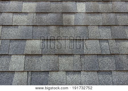 close up grunge roof tile texture background