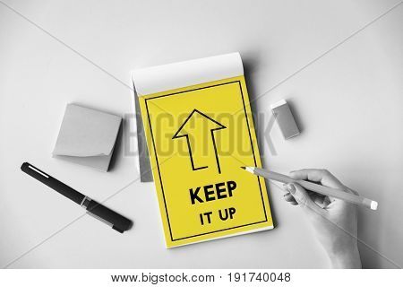 Keep It Up Inspiration Concept