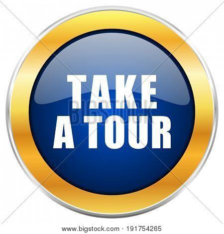 Take a tour icon.