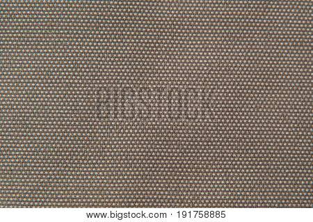 fabric texture light brown gobelin for background
