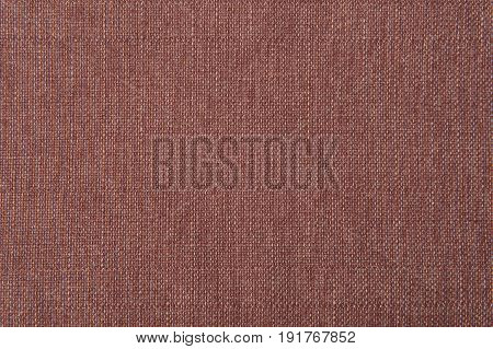 mauve flax cotton fabric texture for background